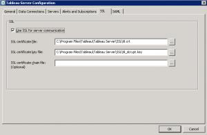 SSL Config