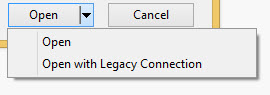 legacy connector