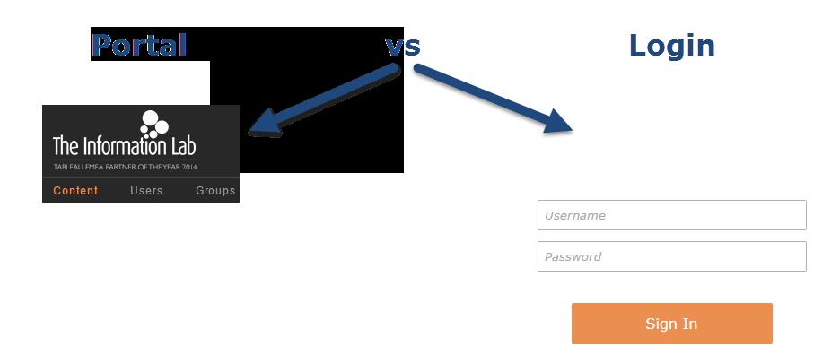 Fix Tableau Server v9 Logos - The Information Lab