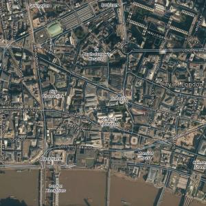 Mapbox Satellite Streets