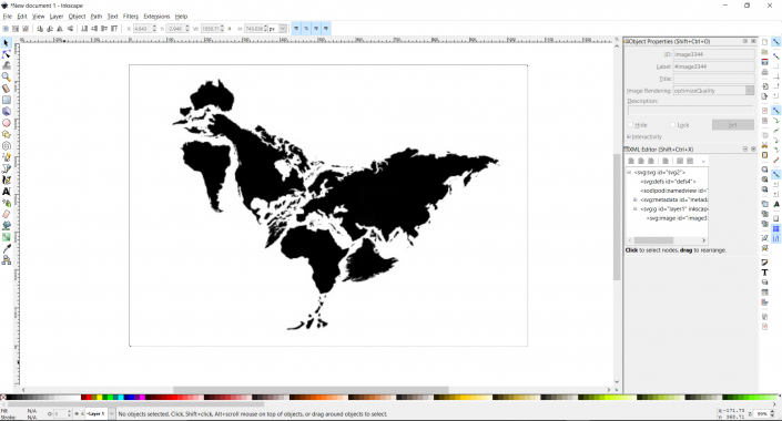 Polygons to the people! Polygon-ize any image for Tableau