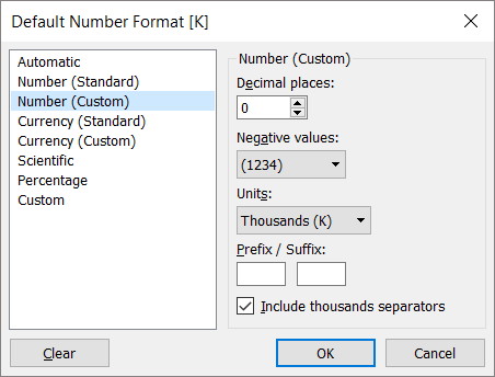 Label me: dynamic number formatting in Tableau - The