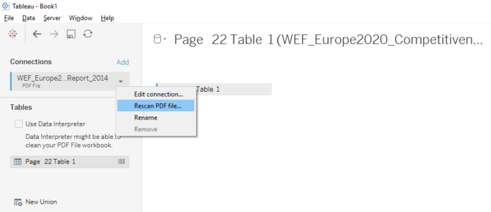 PDF Connector in Tableau 10 3 - The Information Lab