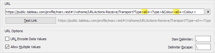 URL Actions - The Information Lab